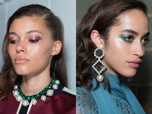 Get The Topshop London Fashion Week Beauty Look Now
