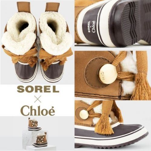 The Chicest Snow Boot Ever