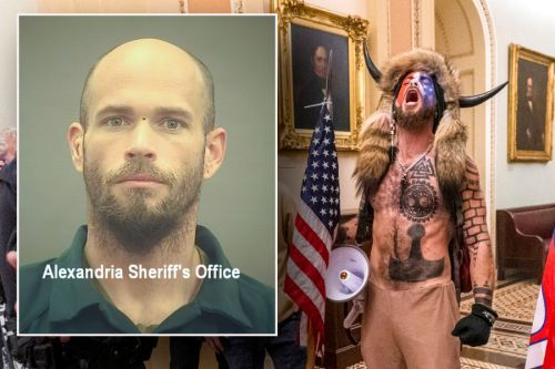 Judge orders Arizona man who wore horns in Capitol riot to stay in jail