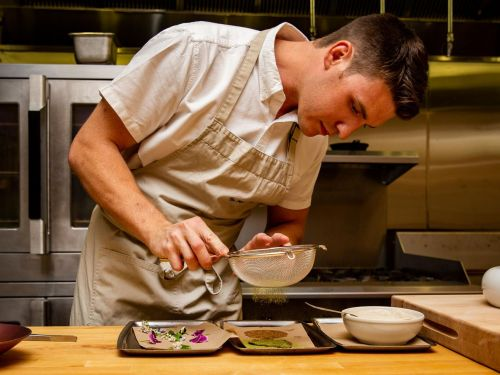 Niels Brisbane Hopes to Change How the Pacific Northwest Eats