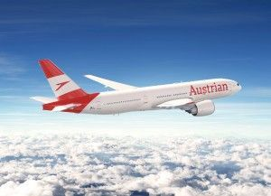 Off To The Skiing Slopes With Austrian Airlines