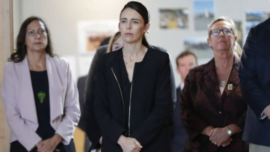 In Wake Of Mass Shooting, New Zealand's Ardern Calls For Global Fight Against Racism