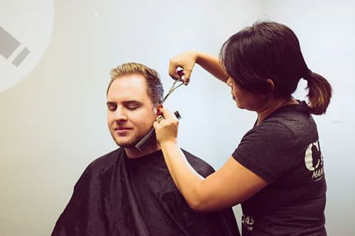 How to set up your own hairdressing business