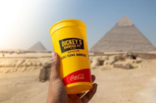 Dickey's Barbecue Pit Headed to Africa