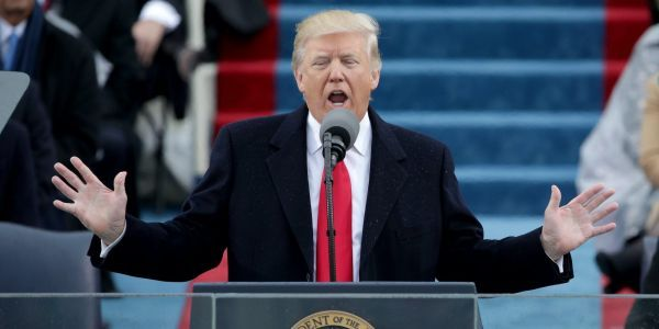 Trump laid out a vision for America in his inaugural address 4 years ago. He has come nowhere near realizing it