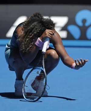 The Latest: Svitolina into 4th round at Australian Open