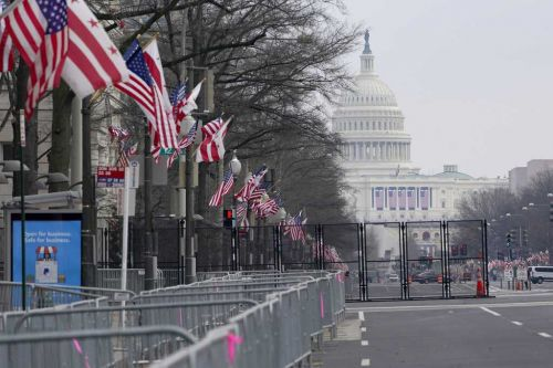 Police arrest man in DC who had loaded handgun, fake inaugural credentials