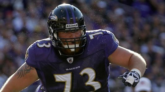 Ravens lose Pro Bowl guard Marshal Yanda for season with ankle injury