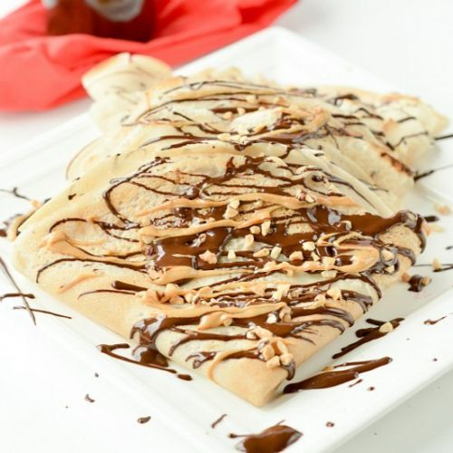 Vegan French Crepes
