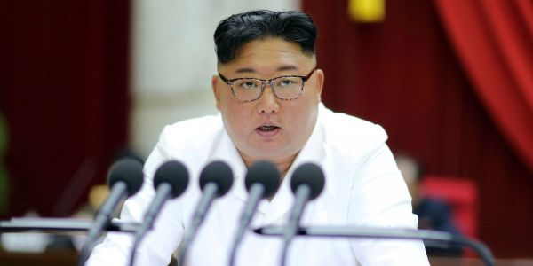 Kim Jong Un asks for 'offensive measures' to protect North Korea's security ahead of end-of-year threat against the US