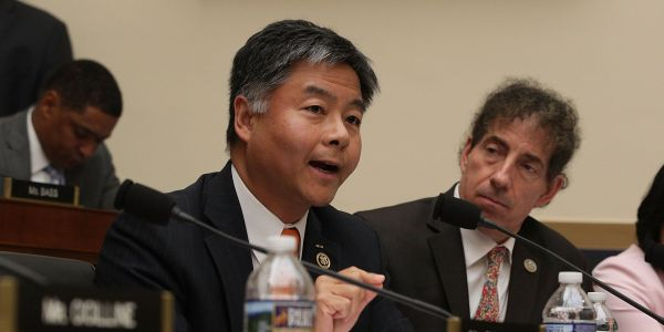 Democratic Rep. Ted Lieu tears into Republican colleagues during Google hearing: 'If you want positive search results do positive things'