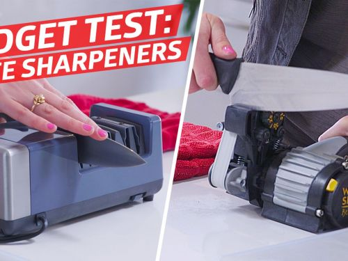 Watch: What Is the Best Knife Sharpener Under $200?