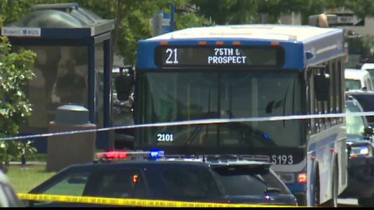 Kansas City man charged in shooting of KCPD officer, bus driver