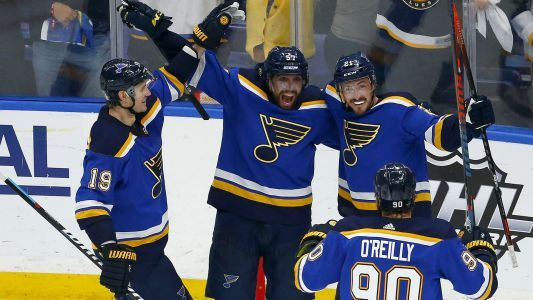 Five facts to know as Blues snap 49-year Stanley Cup Final drought