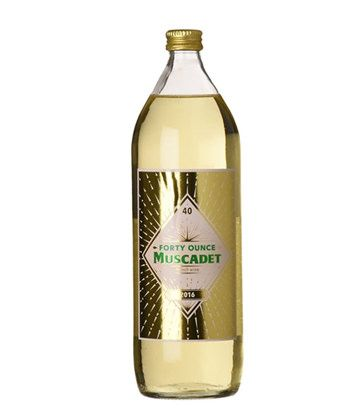 Forty Ounce Muscadet 2016