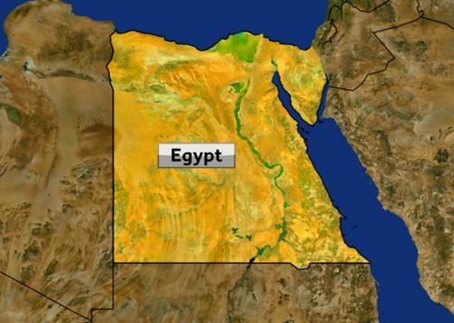 At least 54 Egyptian police killed in ambush, say officials