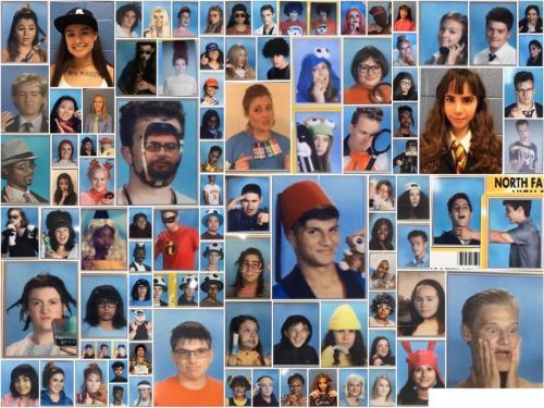 These high schoolers just changed the game with their amazing student ID photos
