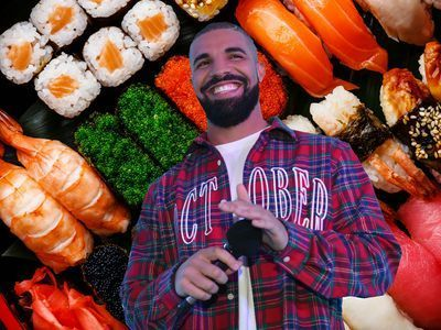 Drake Is Looking for a Sushi Chef for His Next Restaurant