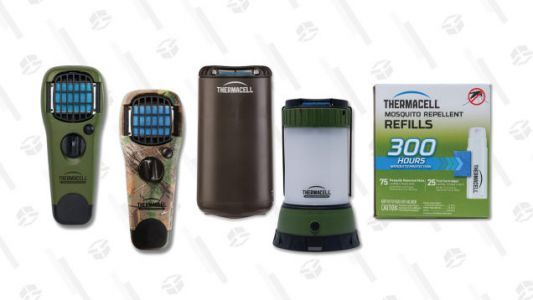 Shield Yourself from Mosquitoes with these Discounted Thermacell Products