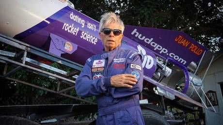 Flat-Earther 'Mad' Mike Hughes killed in crash-landing after homemade rocket launch