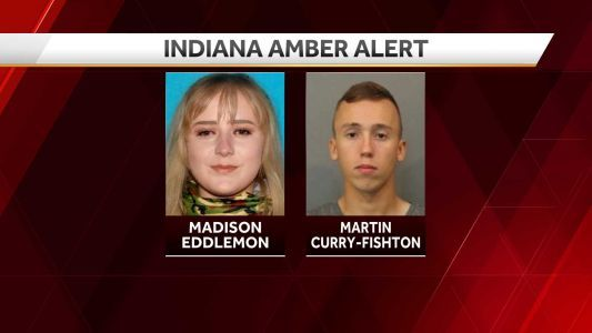 Statewide Amber Alert issued for 16-year-old Indiana girl