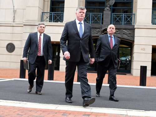 What it's like inside the courtroom at Paul Manafort's high-profile trial