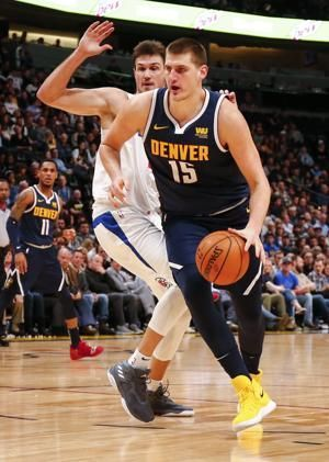 Nikola Jokic has triple-double, Nuggets beat Clippers