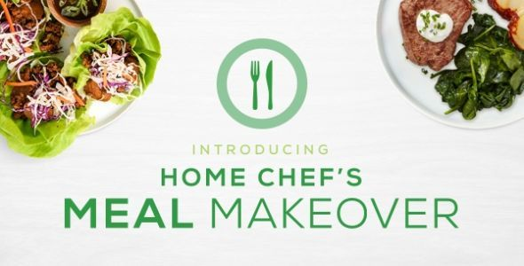 The Home Chef Meal Makeover Sweepstakes