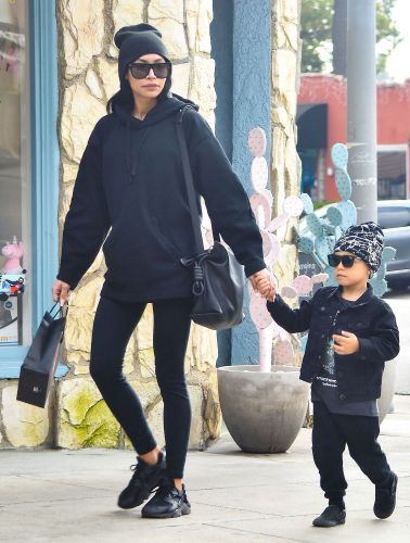 Naya Rivera Shopping Hand-in-Hand With Son Josey Is the Cutest Thing You'll See All Day