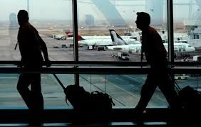 Lowest number of passengers bumped off by airlines last year