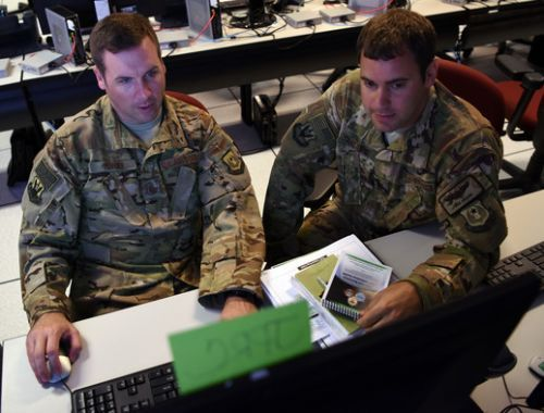 Fourth AF Joint Task Force HQ STAFFEX highlights African humanitarian assistance mission