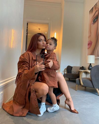 Kylie Jenner 'Isn't in a Rush' to Give Daughter Stormi Webster a Sibling: 'She's With Kids Enough'