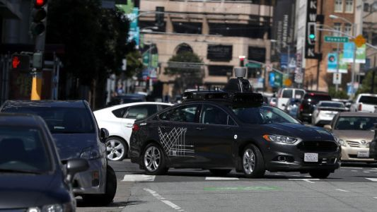 The U.S. Transportation Department's New Guidelines For Testing Self-Driving Cars Are Finally Here