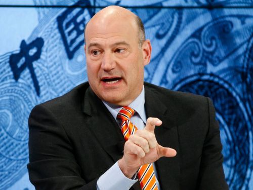 Gary Cohn rips into Wall Street-critic Elizabeth Warren, calling her attacks on banks 'naive'