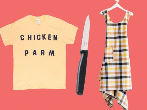 A Chicken Parm Shirt, a Cheap Little Knife, and More Things to Buy This Week