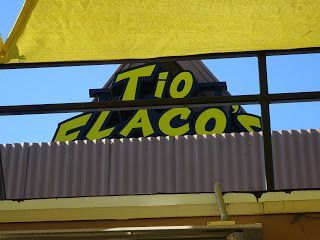 You Won't Be Called Skinny After Eating at Tio Flaco's