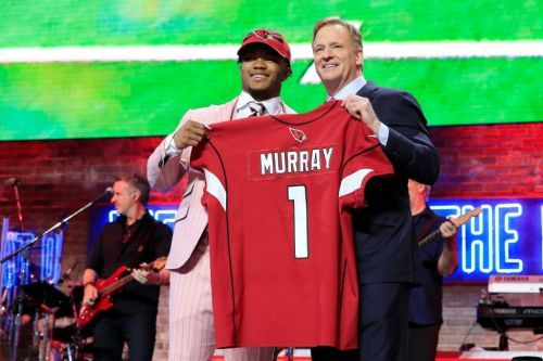 The Arizona Cardinals drafted Kyler Murray with the top pick in the NFL draft and now they have to figure out what to do with Josh Rosen