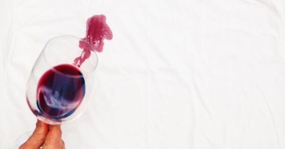 We Put It to the Test: Is White Wine the Best Fix for Red Wine Stains?