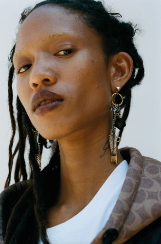 Adesuwa is the dreadlocked model dominating the fashion industry