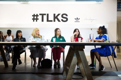 Here's What Went Down at the adidas Originals ARKYN TLKS Event in London Last Night