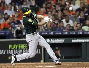 Montas, Piscotty help A's blank Astros 2-0