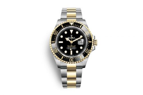Rolex Introduces a Two-Tone Sea-Dweller