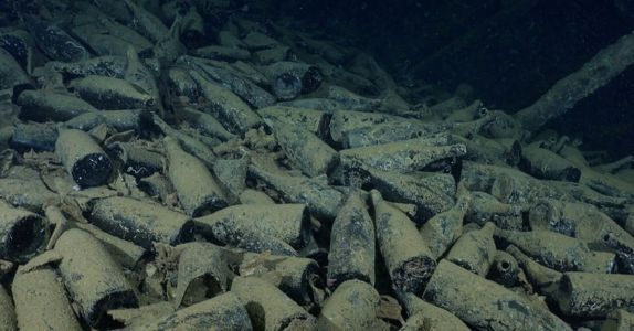 Century-Old Wine and Champagne Discovered in Shipwreck Off British Coast