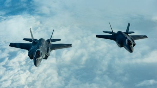 We're Stuck With the F-35 and That Might Not Be a Bad Thing Anymore
