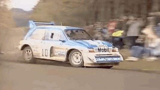 When Group B Monsters Flew Through Welsh Moors