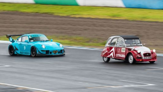 This Is What Grassroots Racing In Japan Looks Like