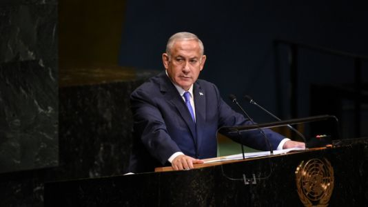Netanyahu At Odds With Trump Over Two-State Solution