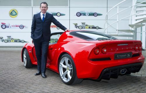 Lotus CEO Jean-Marc Gales Leaves To Run A Classic Car Restoration Company