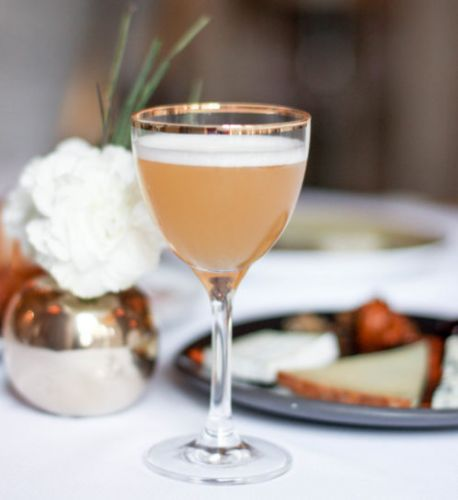 Cocktail of the Week: Of Purity and Pear