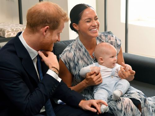 Prince Harry and Meghan Markle's Son Archie 'Makes Everyone Laugh' Just Like His Dad!